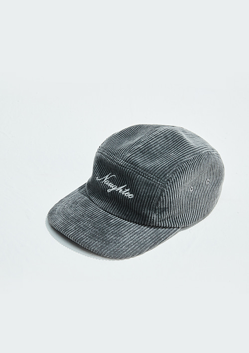 NAUGHTEE CAMP CAP D/GREY