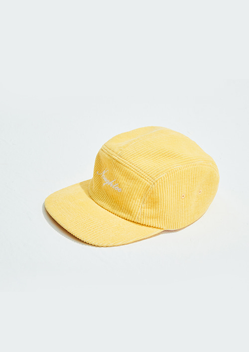 NAUGHTEE CAMP CAP YELLOW