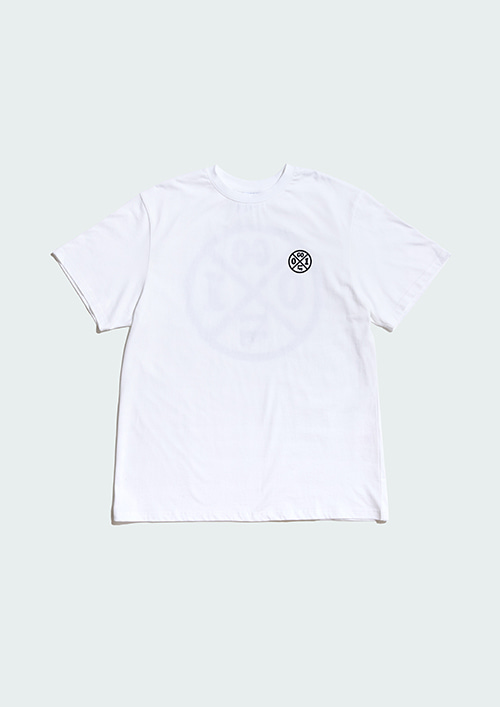 OX1 CIRCLE S/T-SHIRT / WHITE