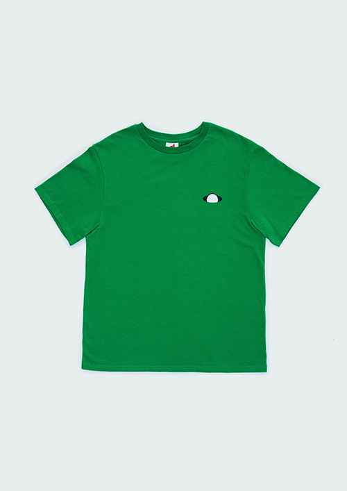 GET IN THE HOLE S/T-SHIRT / GREEN